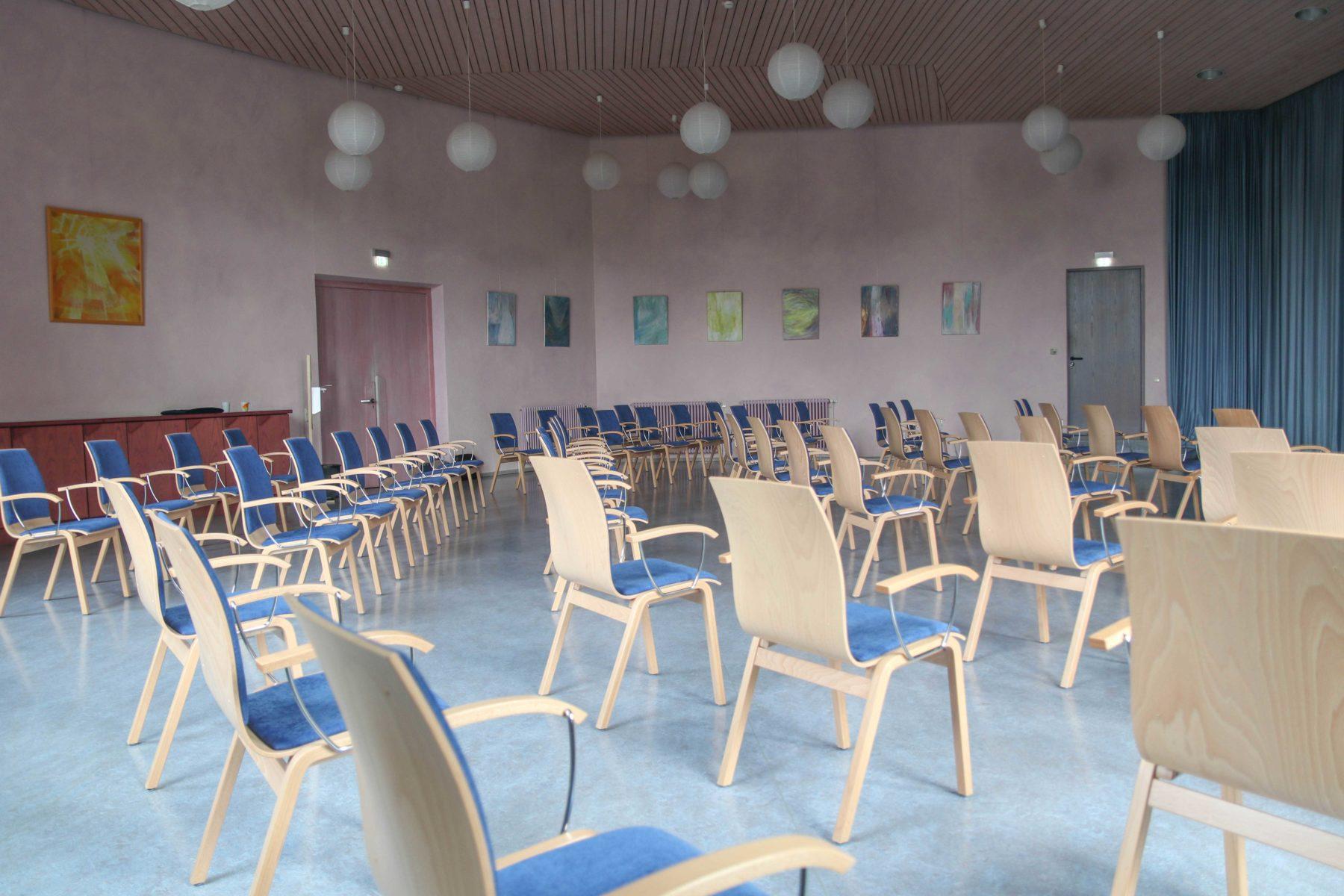 Kleiner Vortragssaal Anthroposophisches Zentrum Kassel